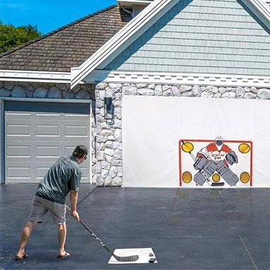 Best Ways to Practice with a Hockey Shooting Pad