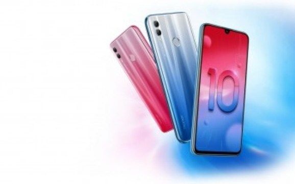Honor 10 Lite;  Technology Of Today